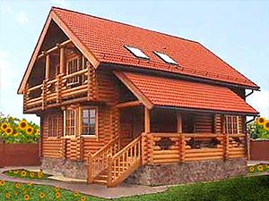 Проект дома с крыльцом ДО№17 Цена: договорная