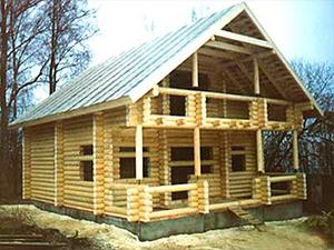 Проект 2-этажного дома с балконом ДО№28 Цена: договорная