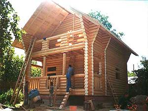 Проект дома с балконом и крыльцом-верандой ДО№37 Цена: договорная