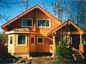 Проект дома с крыльцом-верандой ДО№41 Цена: договорная