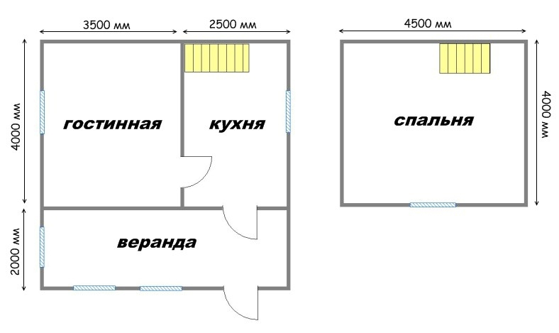 Проект дома ДС №9