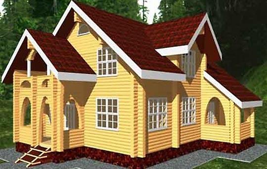 Проект дома ДО№22