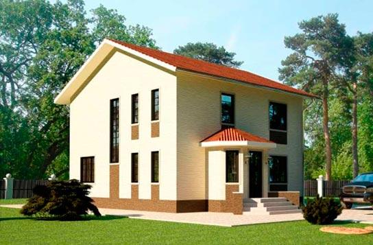Проект дома ДК№22
