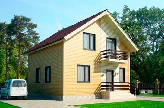 Проект дома ДК№6
