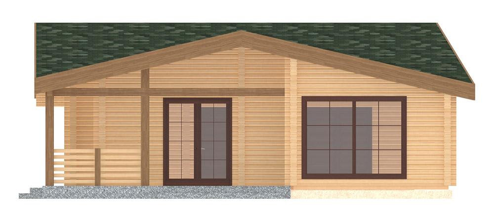 Проект дома ДК14