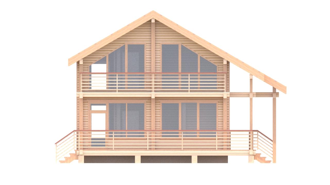 Проект дома ДК15