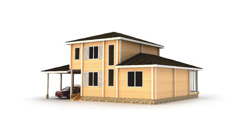 Проект дома ДК17