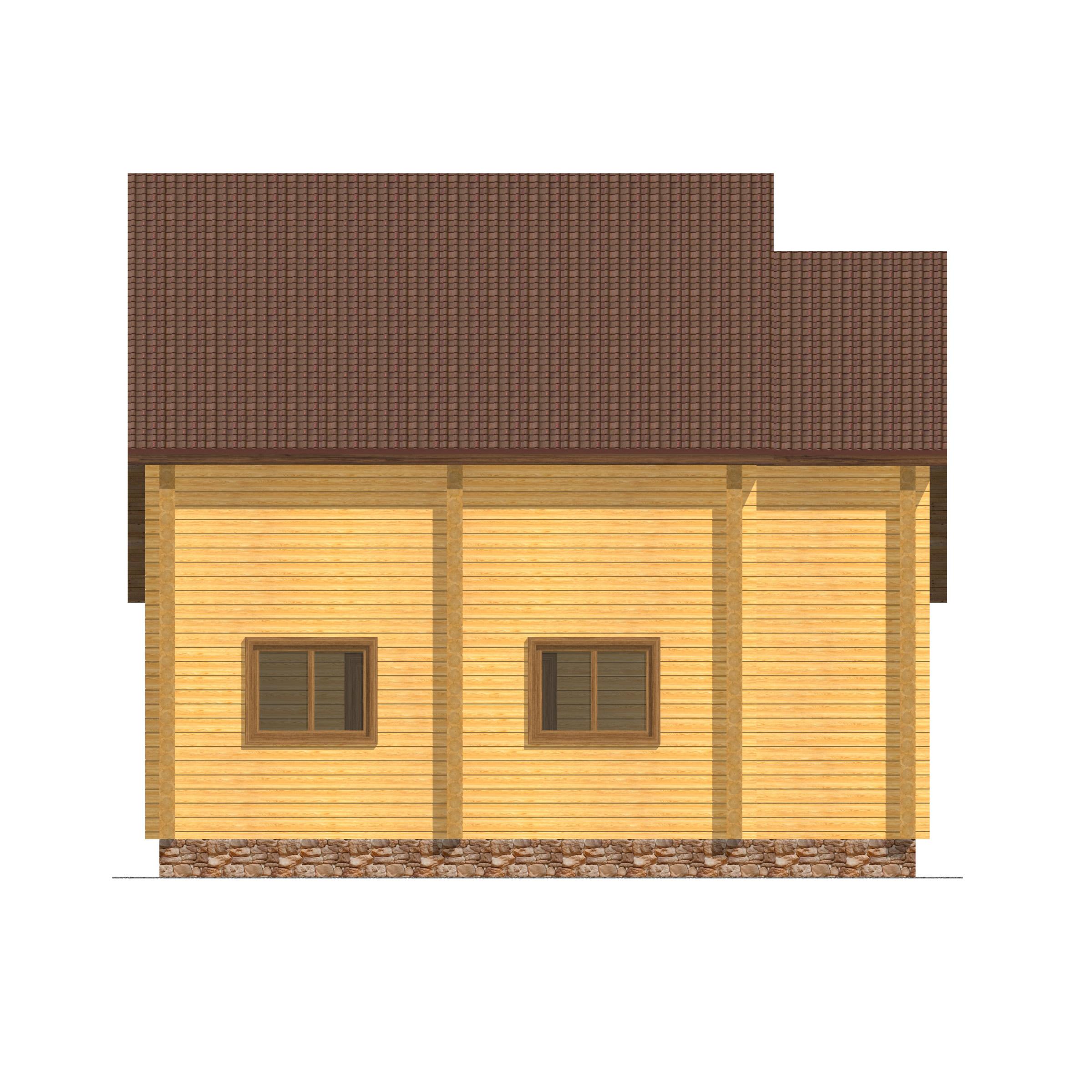 Проект дома ДК19