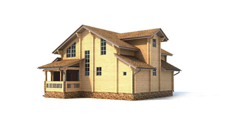 Проект дома ДК22
