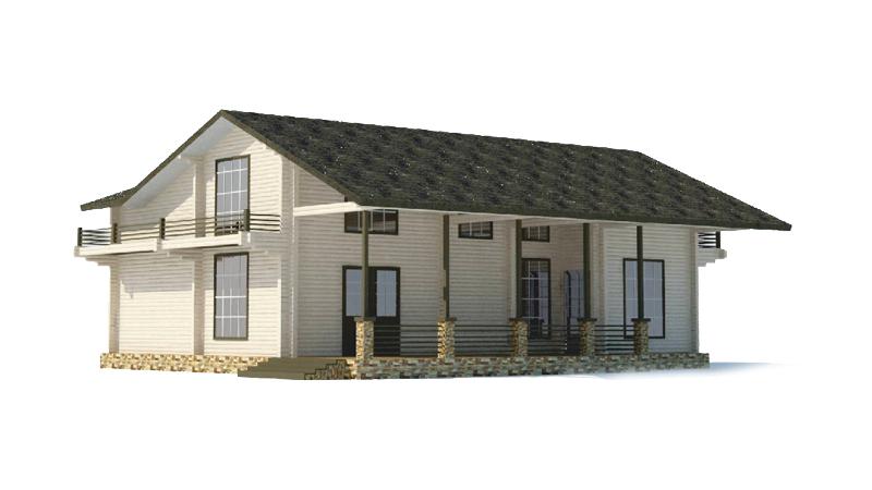 Проект дома ДК24