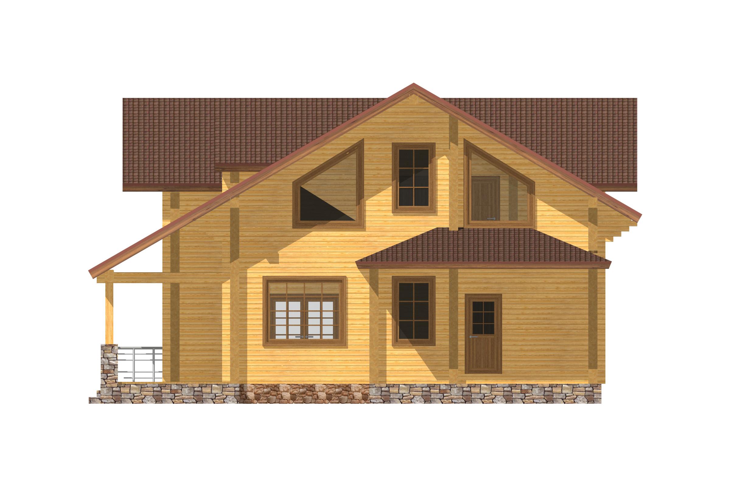 Проект дома ДК29
