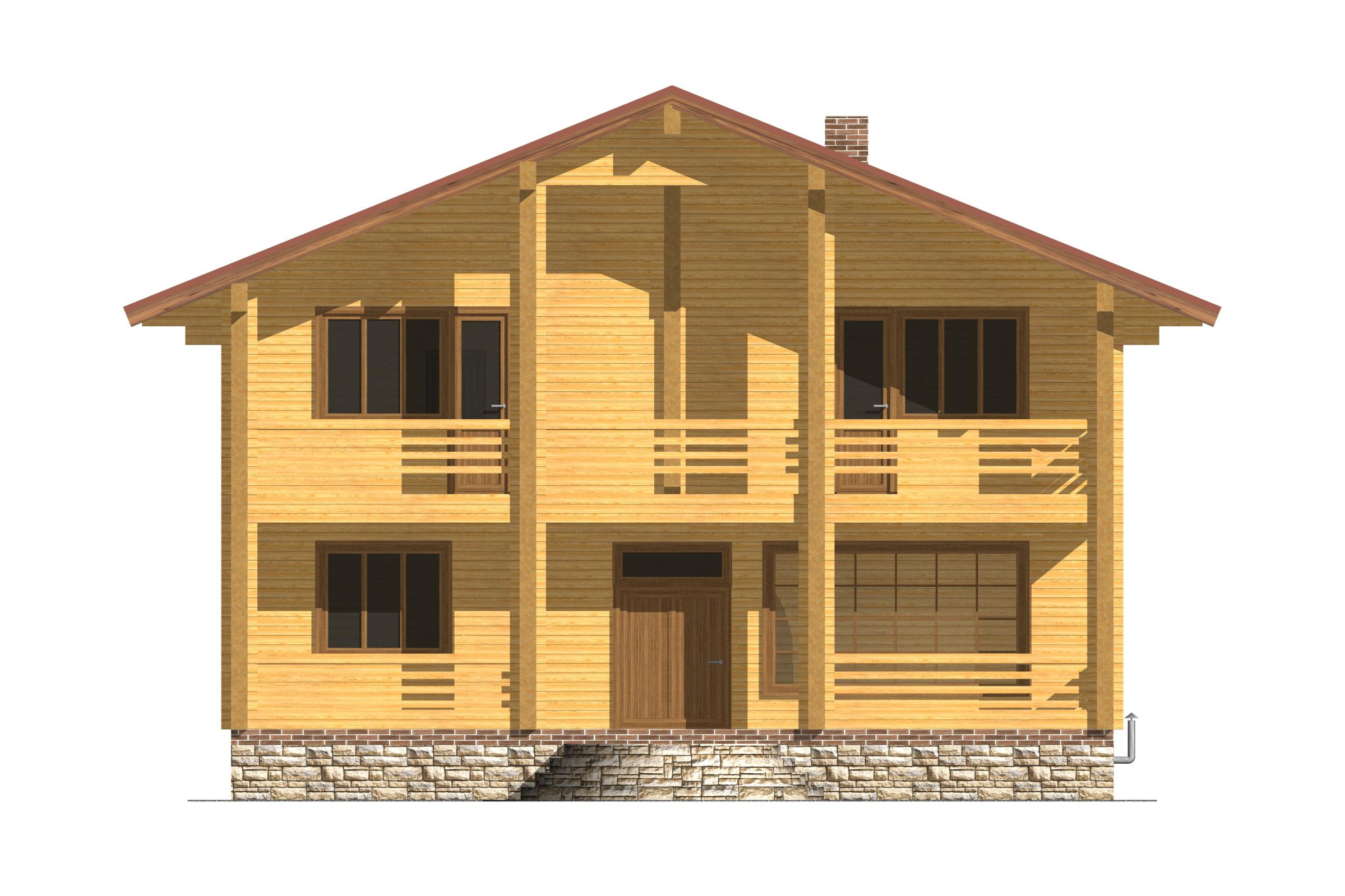 Проект дома ДК40