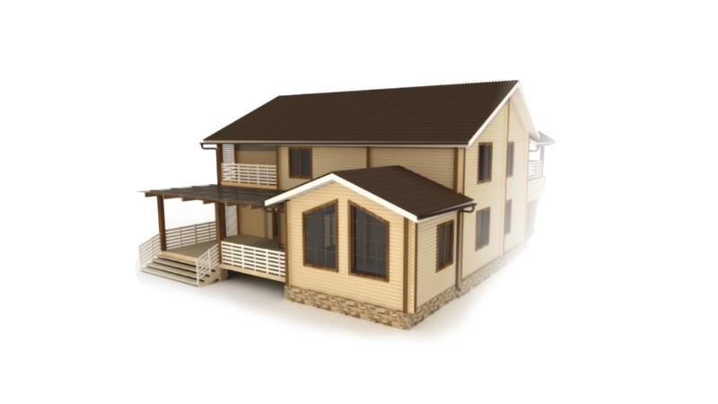 Проект дома ДК41
