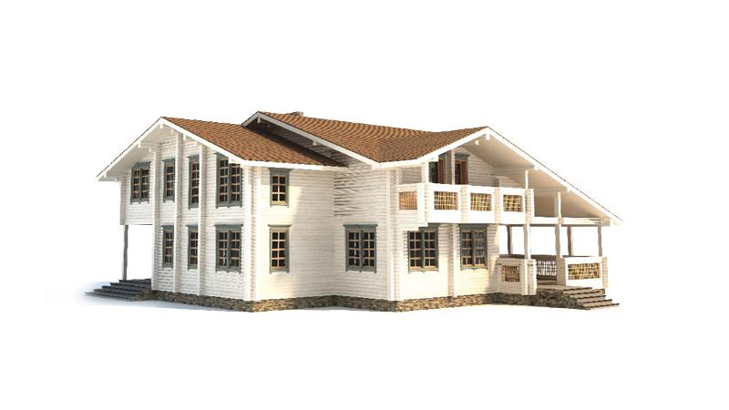 Проект дома ДК42