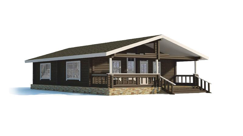 Проект дома ДК4