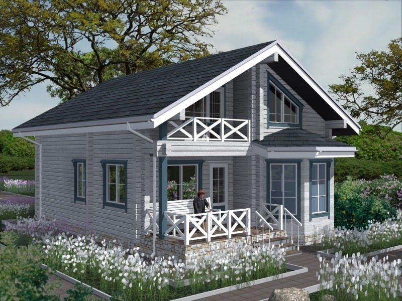 Проект дома ДП №31