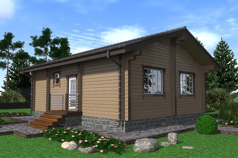 Проект дома ДП №56