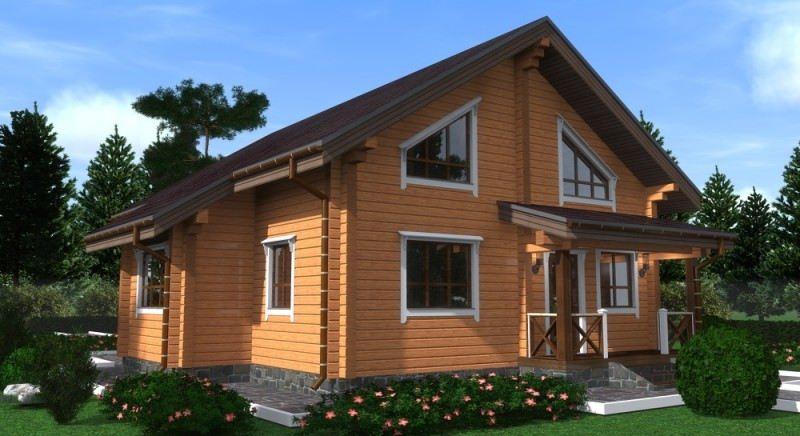 Проект дома ДП №51