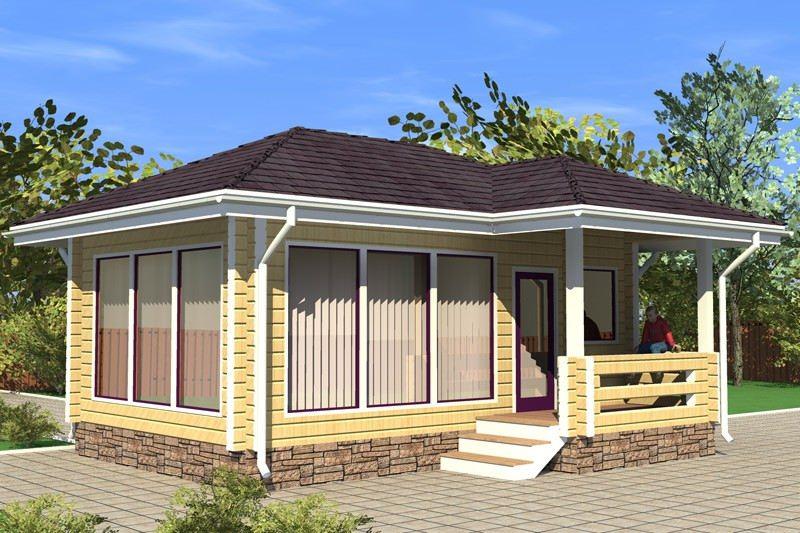 Проект дома ДП №22