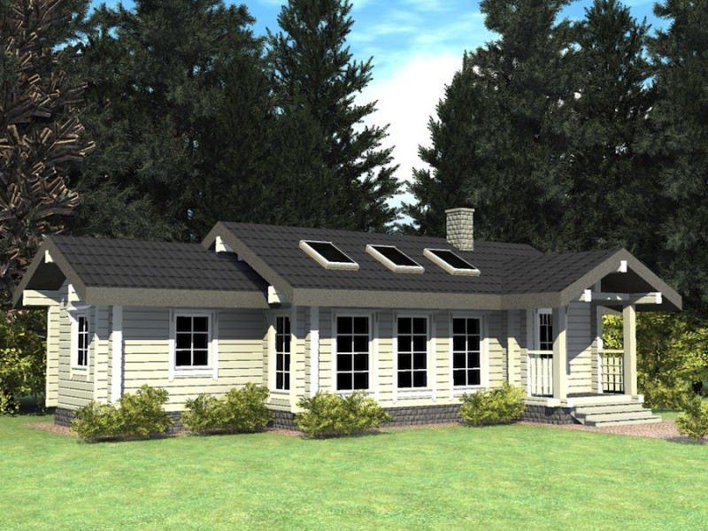 Проект дома ДП №29