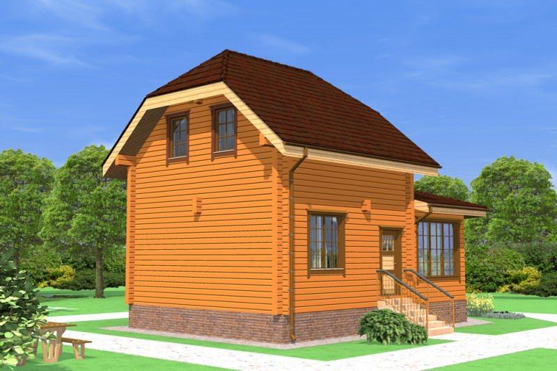 Проект дома ДП №37
