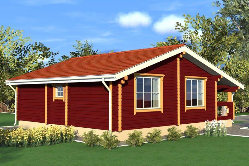 Проект дома ДП №43