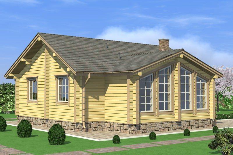 Проект дома ДП №49