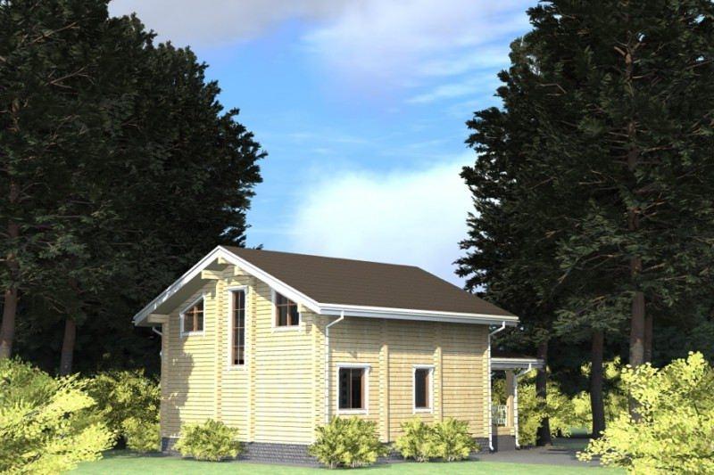 Проект дома ДП №95