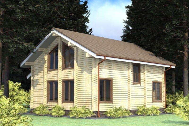 Проект дома ДП №84