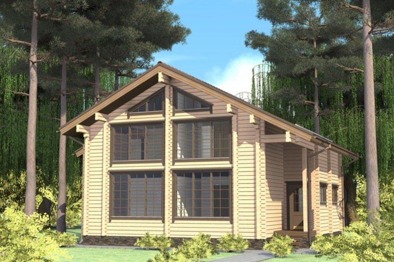 Проект дома ДП №60