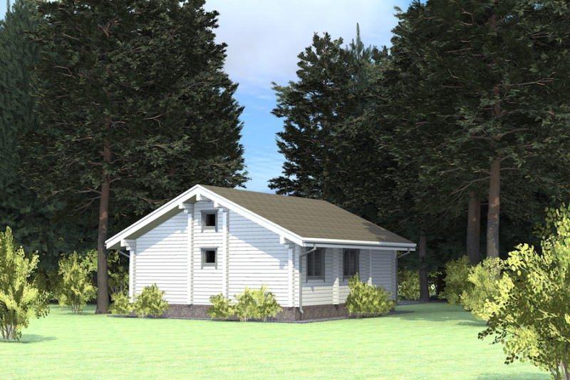 Проект дома ДП №70