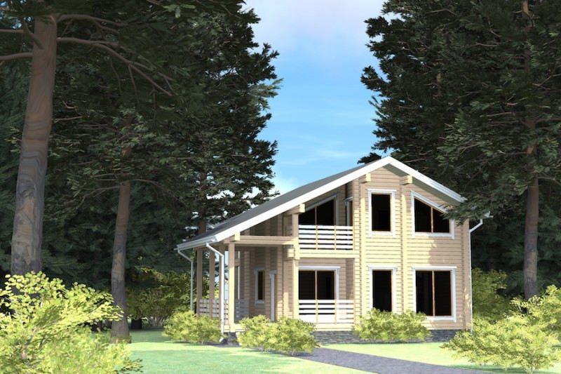 Проект дома ДП №122