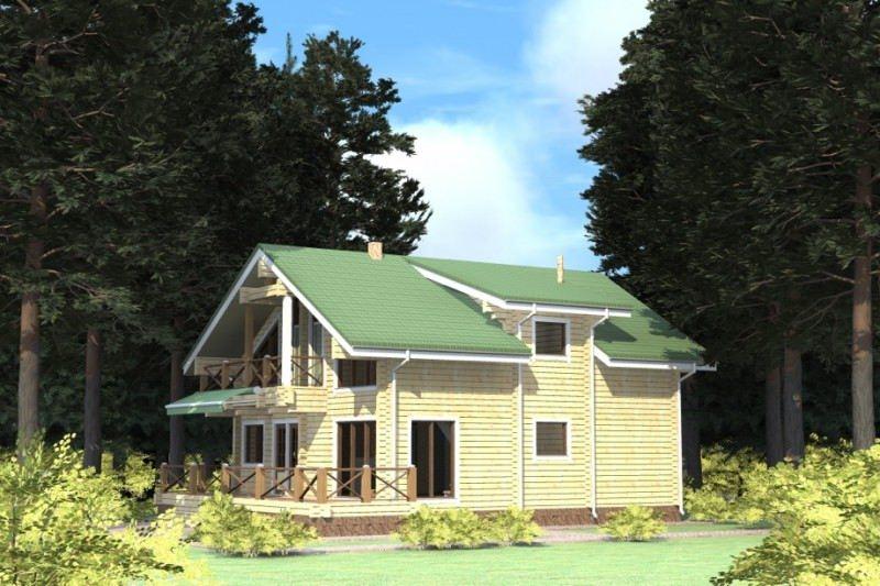 Проект дома ДП №171