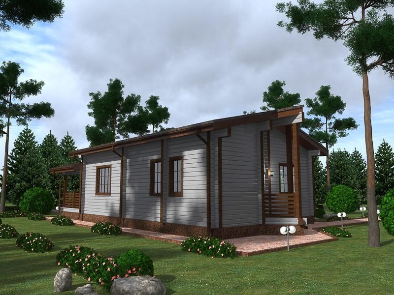 Проект дома ДП №119