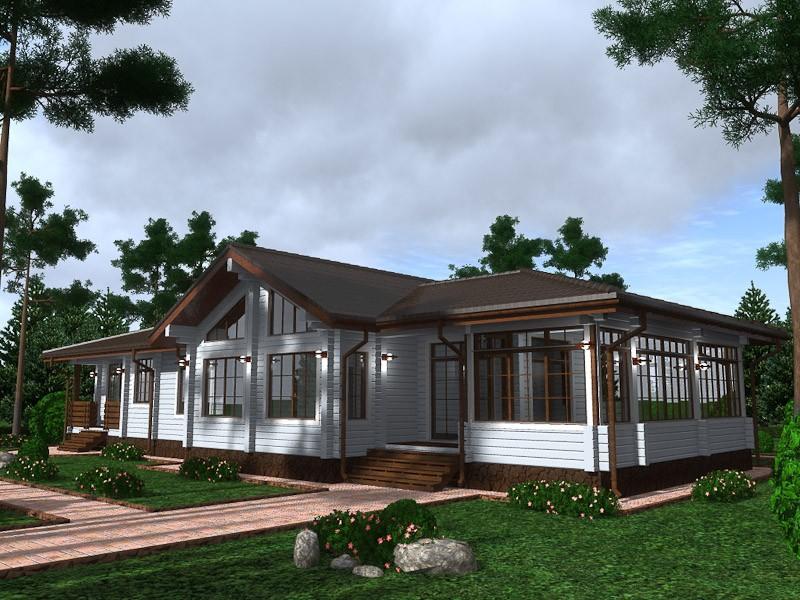 Проект дома ДП №207