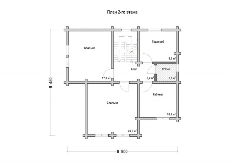 Проект дома ДП №170