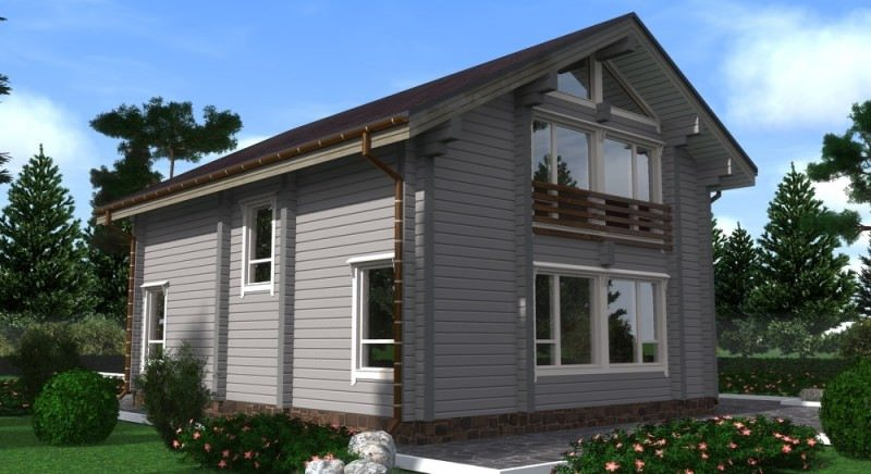 Проект дома ДП №66