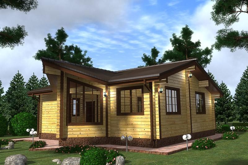 Проект дома ДП №79