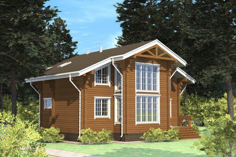 Проект дома ДП №143