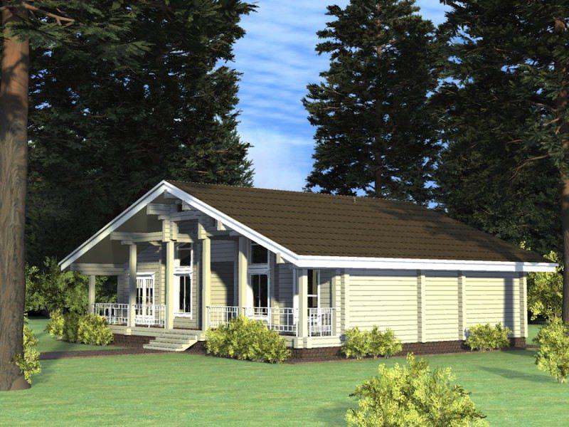 Проект дома ДП №154