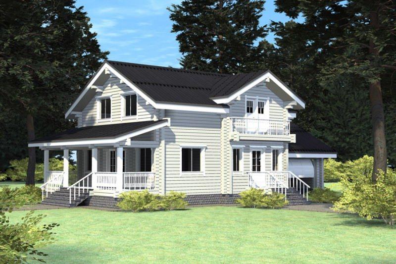Проект дома ДП №150