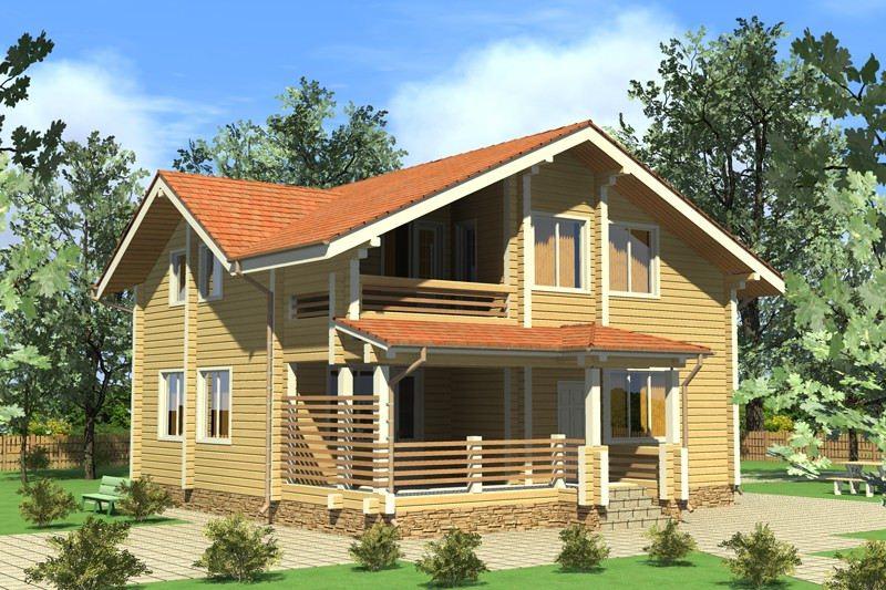 Проект дома ДП №162
