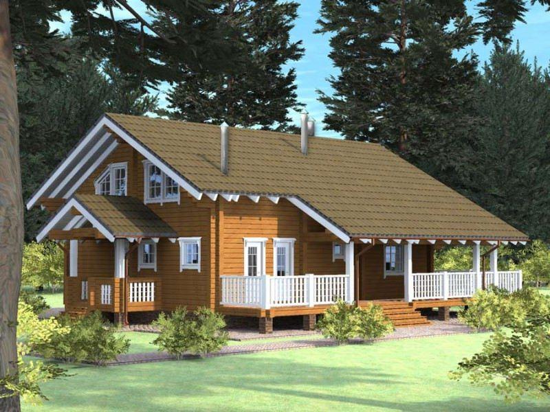 Проект дома ДП №96