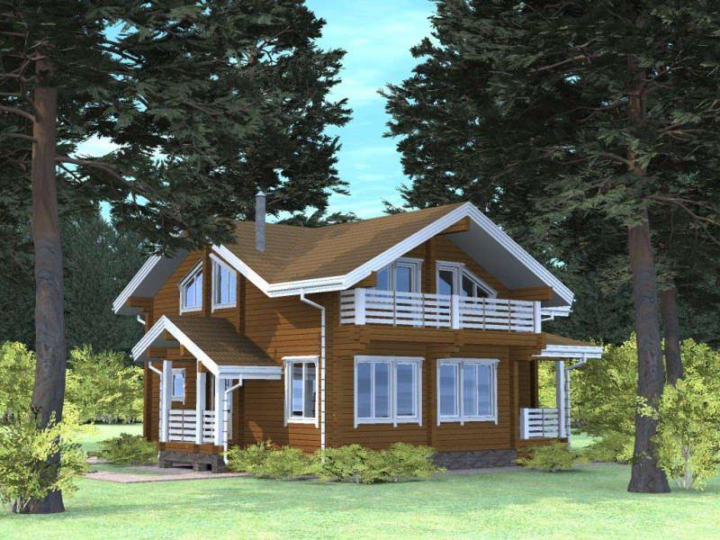 Проект дома ДП №202
