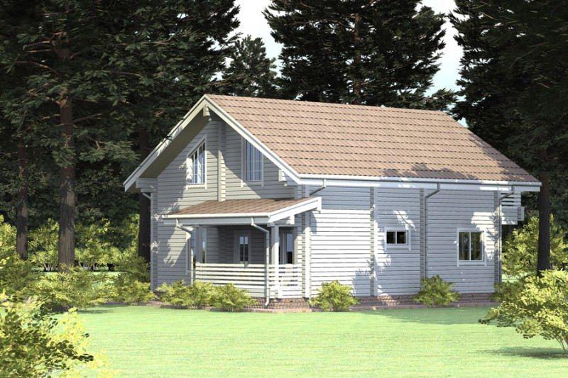 Проект дома ДП №138