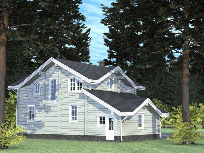 Проект дома ДП №147