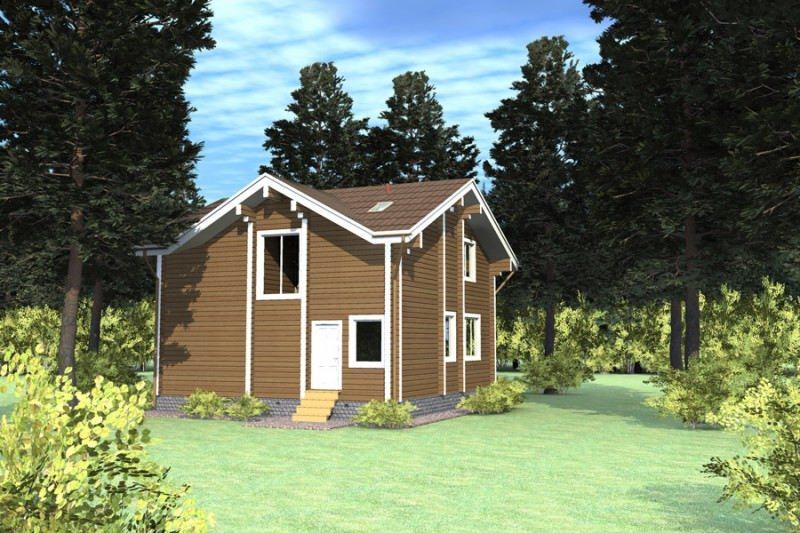 Проект дома ДП №151