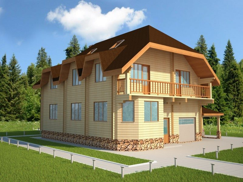Проект дома ДП №175