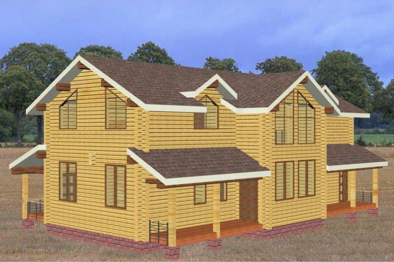 Проект дома ДП №131