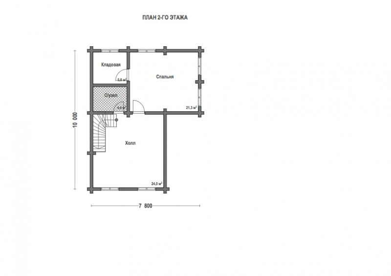Проект дома ДП №183